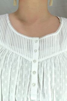 FRENCH COUNTRY 100% COTTON NIGHTWEAR - FCL112