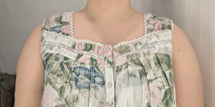 FRENCH COUNTRY 100% COTTON NIGHTWEAR - FCL141