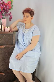 FRENCH COUNTRY 100% COTTON NIGHTWEAR - FCL174
