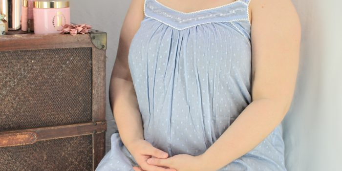 FRENCH COUNTRY 100% COTTON NIGHTWEAR - FCL180