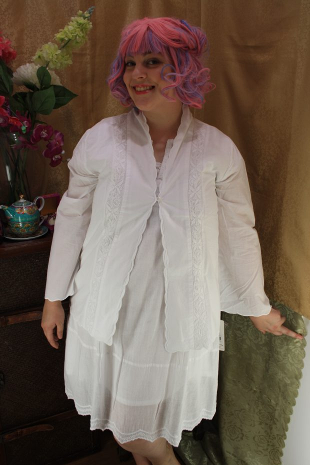 FRENCH COUNTRY 100% COTTON NIGHTWEAR FCG322