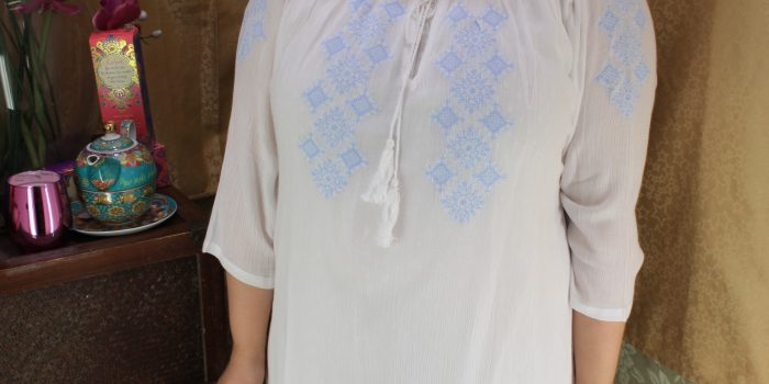 FRENCH COUNTRY 100% COTTON NIGHTWEAR FCL196