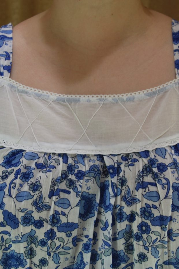 FRENCH COUNTRY 100% COTTON NIGHTWEAR FCL200v