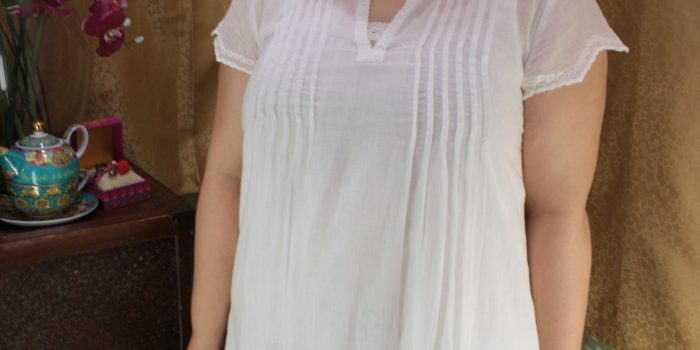 FRENCH COUNTRY 100% COTTON NIGHTWEAR FCL211