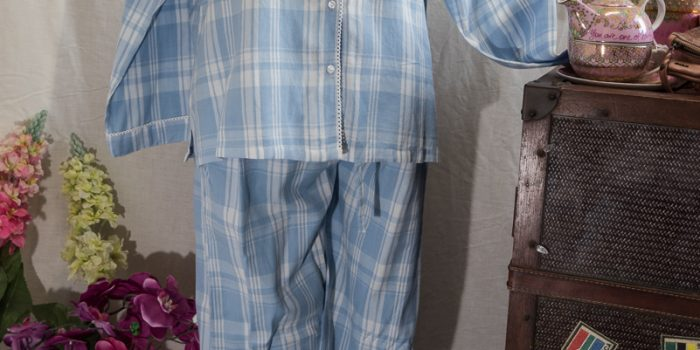FRENCH COUNTRY COTTON NIGHTWEAR ?  FCM100