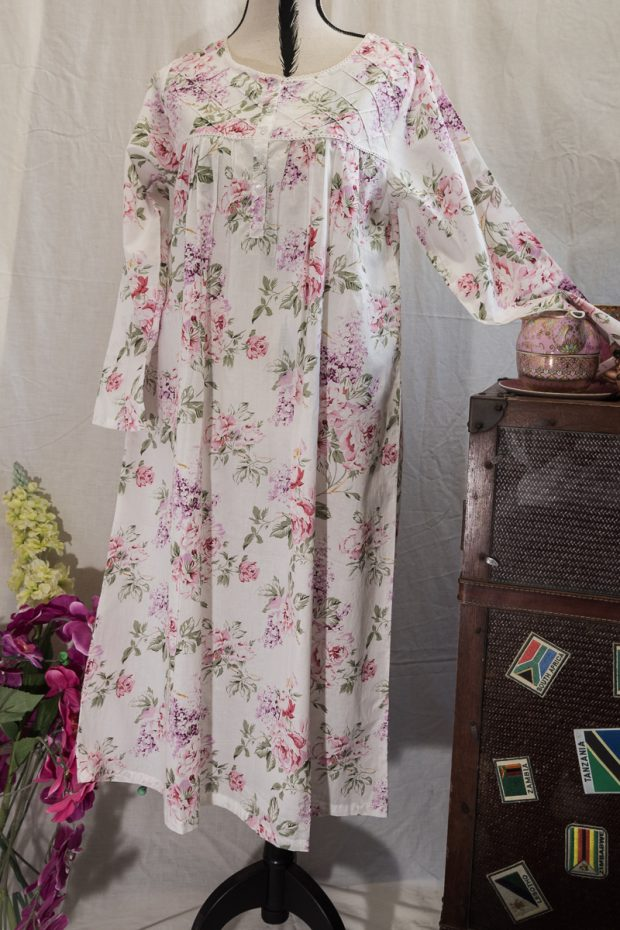 FRENCH COUNTRY COTTON NIGHTWEAR ? FCM110