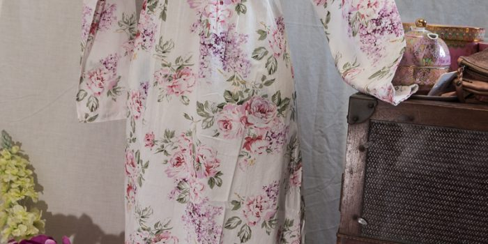 FRENCH COUNTRY COTTON NIGHTWEAR ? FCM111