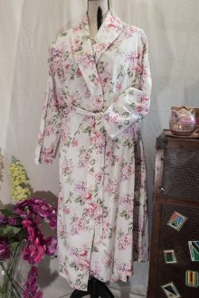 FRENCH COUNTRY ROBE  - FCM113