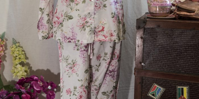 FRENCH COUNTRY COTTON NIGHTWEAR ?  FCM114