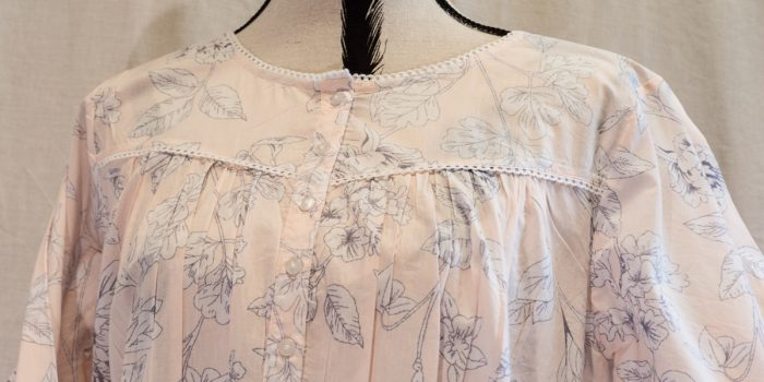 FRENCH COUNTRY COTTON NIGHTWEAR ?  FCM121