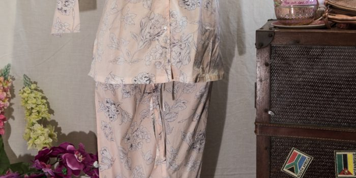 FRENCH COUNTRY COTTON NIGHTWEAR ?  FCM123