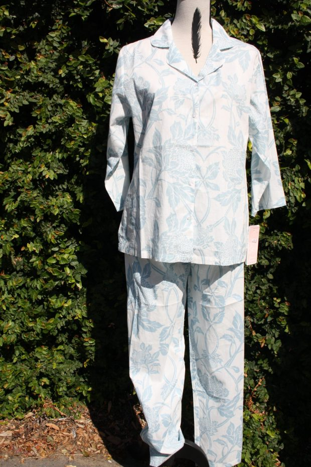 FRENCH COUNTRY 100% COTTON NIGHTWEAR - FCS303