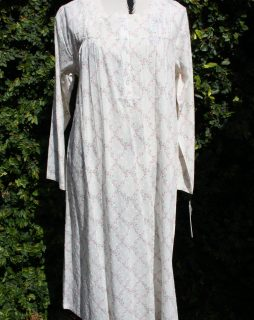 FRENCH COUNTRY 100% COTTON NIGHTWEAR - FCS320