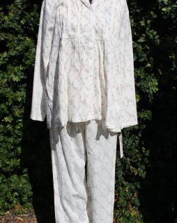 FRENCH COUNTRY 100% COTTON NIGHTWEAR - FCS323