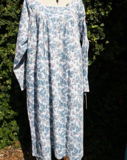 FRENCH COUNTRY 100% COTTON NIGHTWEAR - FCS351