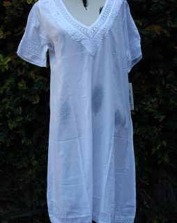 FRENCH COUNTRY 100% COTTON NIGHTWEAR - FCT133