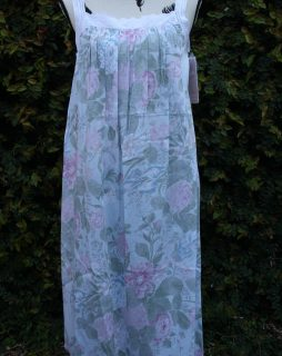 FRENCH COUNTRY 100% COTTON NIGHTWEAR - FCT160V