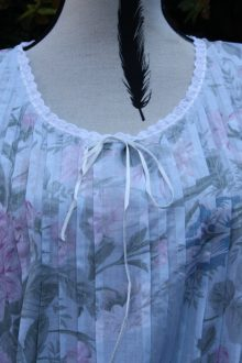 FRENCH COUNTRY 100% COTTON NIGHTWEAR - FCT161V