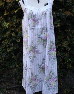 FRENCH COUNTRY 100% COTTON NIGHTWEAR - FCT191