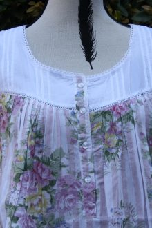 FRENCH COUNTRY 100% COTTON NIGHTWEAR - FCT196