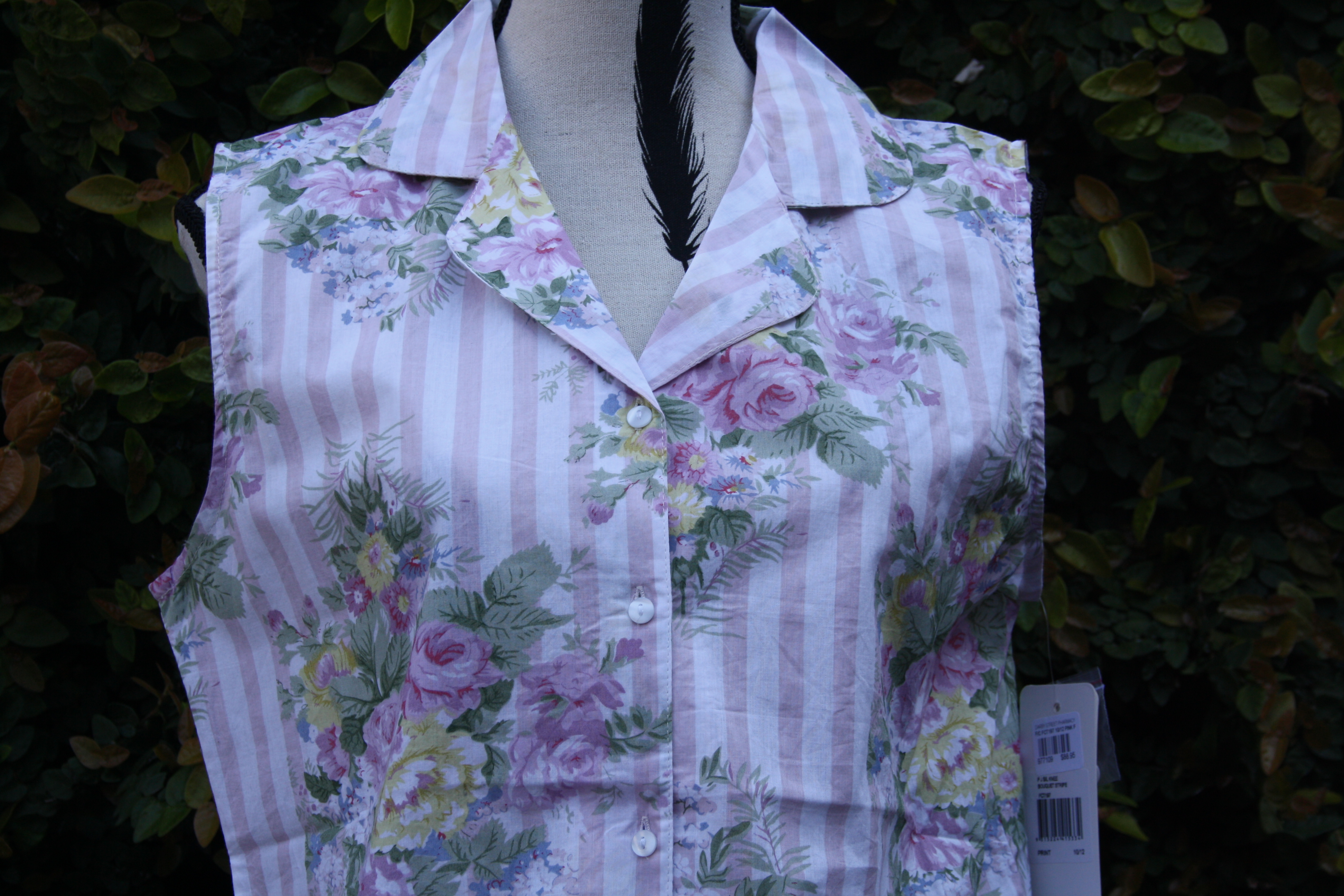FRENCH COUNTRY 100% COTTON NIGHTWEAR - FCT197
