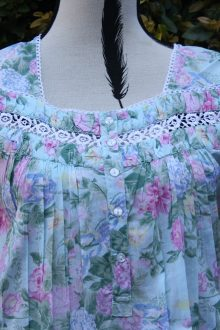 FRENCH COUNTRY 100% COTTON NIGHTWEAR - FCT202V
