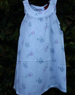 FRENCH COUNTRY 100% COTTON NIGHTWEAR - FCT401VG