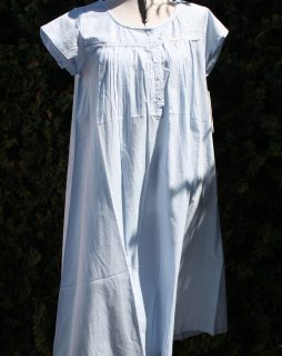 FRENCH COUNTRY 100% COTTON NIGHTWEAR - FCR131